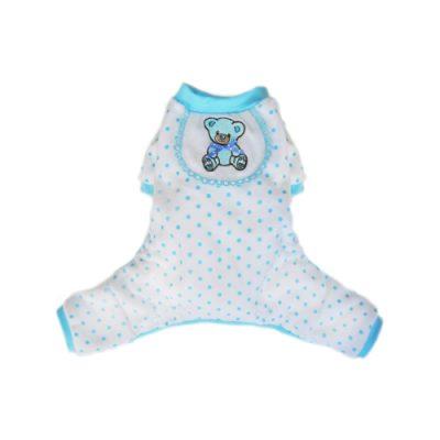 Teddy Pajama - Blue