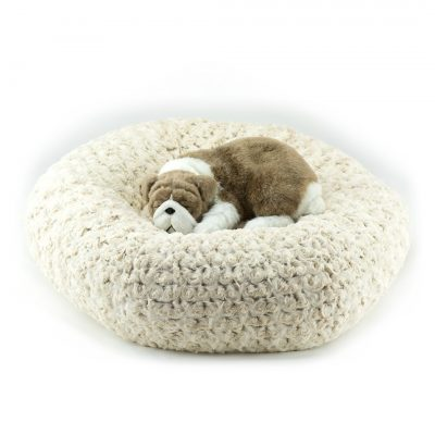 Frosted Camel Bed