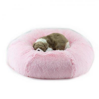 Puppy Pink Cuddle Bed