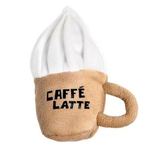 Caffe Latte Dog Toy