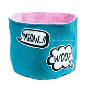 Cats And Dogs Toy Box