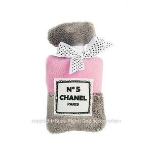 Chanel No. 5 Dog Toy
