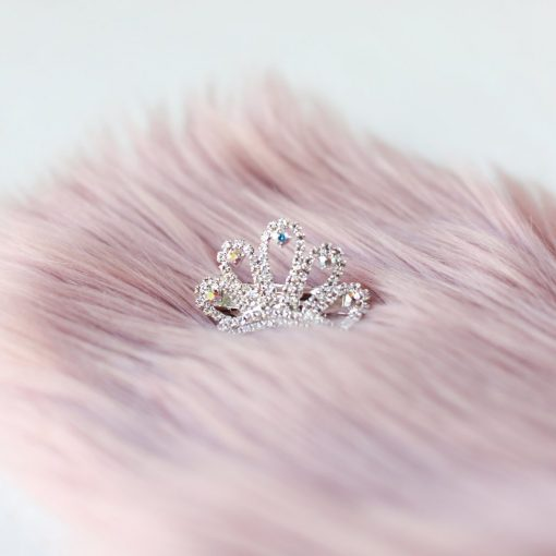 Crystal Crown Bow