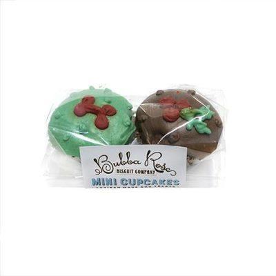 Christmas Mini Cupcakes 2-pack