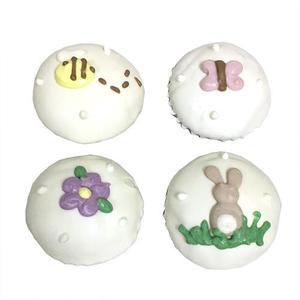 Garden Mini Cupcakes (Shelf Stable) case of 15