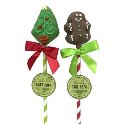 Christmas Cake Pops (sold individually)