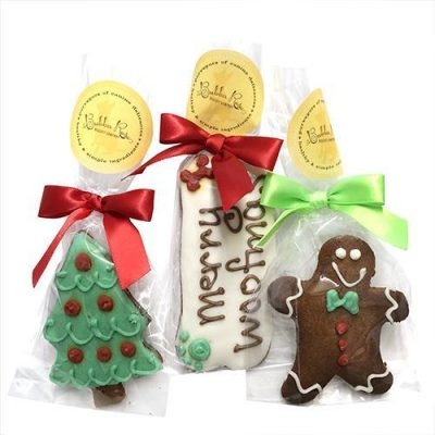 Individually Wrapped Holiday Cookies (sold individually)