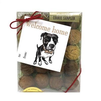 Welcome Home Gift Card Box