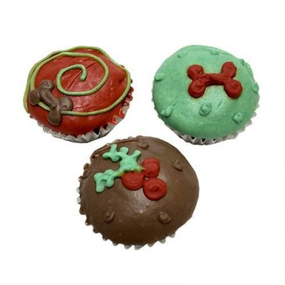 Christmas Mini Cupcakes (Shelf Stable) case of 15