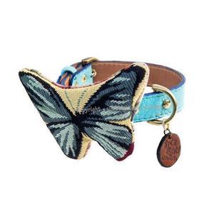 Butterfly Dog Collar