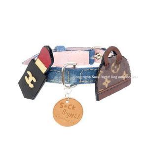 Carrie Bradshaw Dog Collar