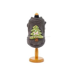 Crystal Christmas Tree Dog Sweater