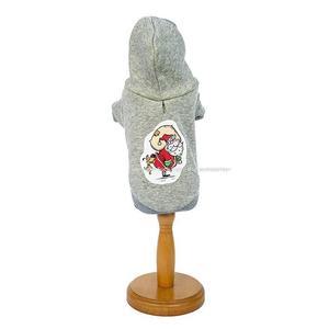 Dear Santa Hooded Dog Pullover
