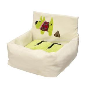 Happy Poo Driving Kit Dog Car Seat