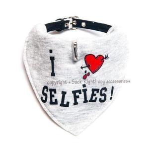 Selfie Dog Scarf