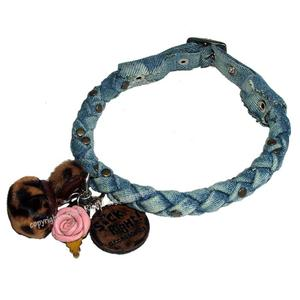 Wicker Mary Dog Collar