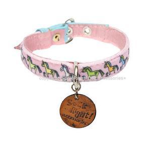 Wonder Ponies Dog Collar