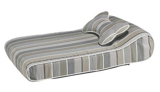 Contour Lounger Boardwalk Stripe LRG