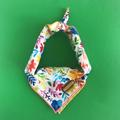 Garden Party Floral Dog Bandana