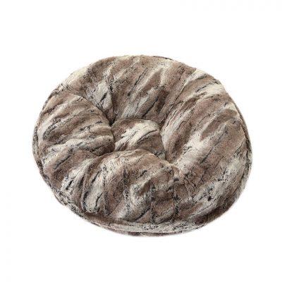 Mountain Fox Bagel Bed