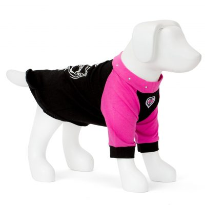 F&R for VP Pets Beverly Hills - Black/Pale Pink