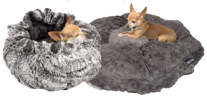 Gator & Grey Mink Swaddle Bed
