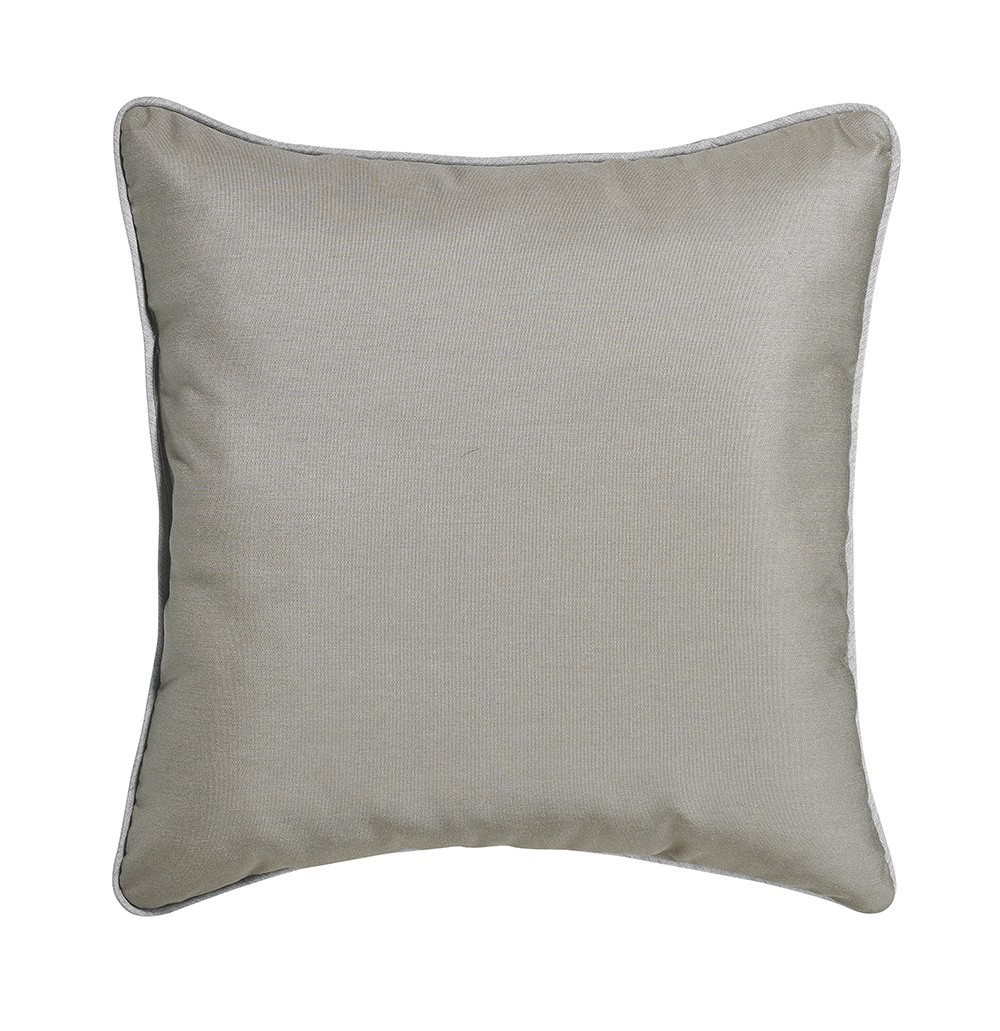 """Outdoor Throw Pillow Square Dune 16""""x16"""""""