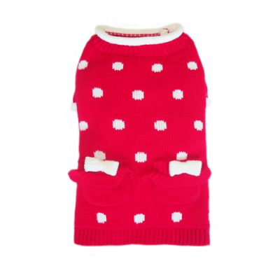 Lala Sweater - Red