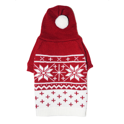 Reese Sweater - Red