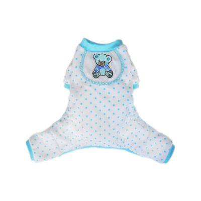 Teddy Pajama - Blue
