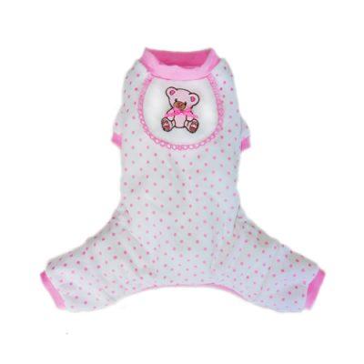 Teddy Pajama - Pink