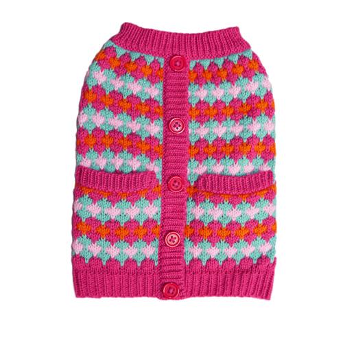 Zoe Sweater - Pink
