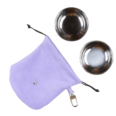 French Lavender Travel Pouch