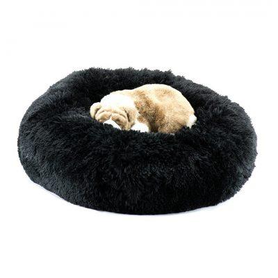 Black Shag Bed