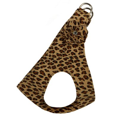 Cheetah Tinkies Garden Step In Harness