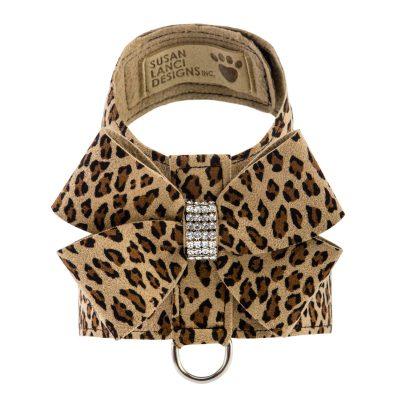Cheetah Nouveau Bow Tinkie Harness