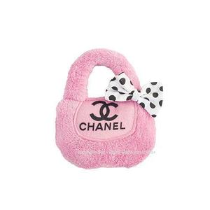 Chanel Bag Dog Toy