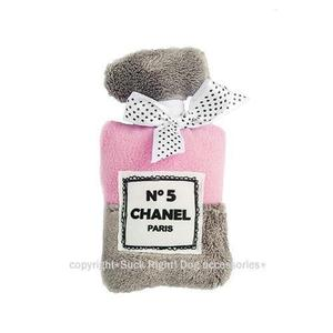 Chanel No. 5 Dog Toy