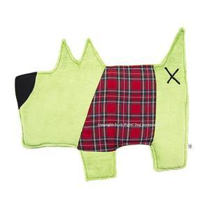 Green Dog Mat Dog Bed