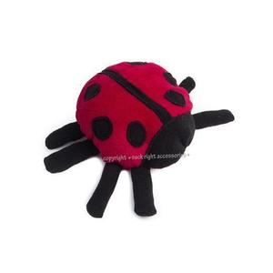 Ladybird Dog Toy