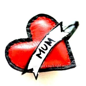 Love Mum Dog Hair Clip