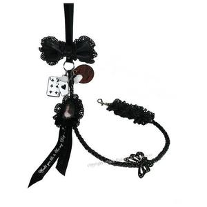 Mary's Dark Boudoir Dog Leash