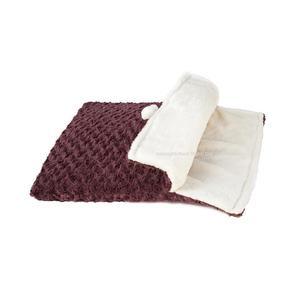 Purple Moon Sleeping Bag Dog Bed