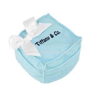 Tiffany And Co. Dog Toy