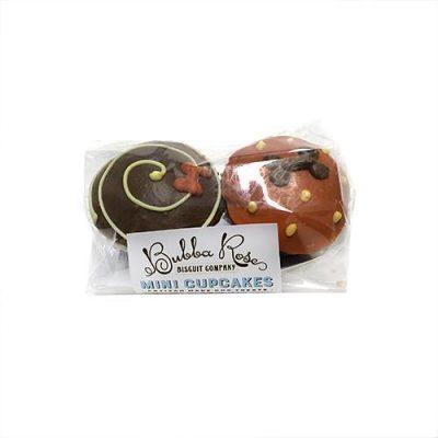Fall Mini Cupcake 2-pack