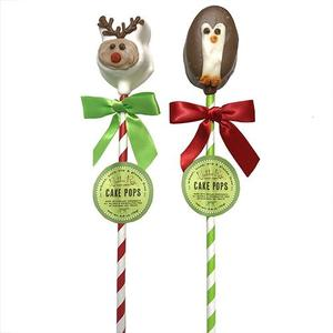 Arctic Friends Cake Pops (sold individually)