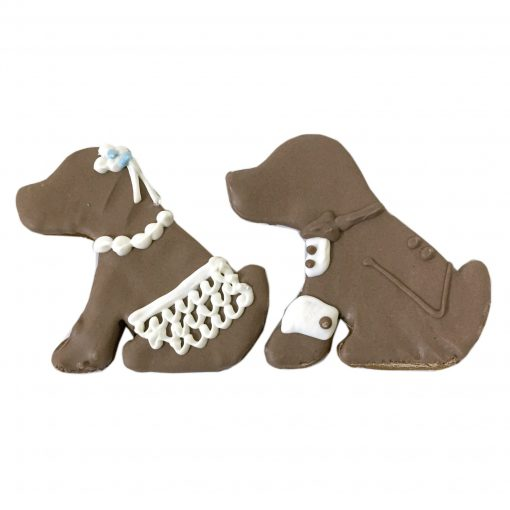 Bride & Groom Dogs (case of 12)