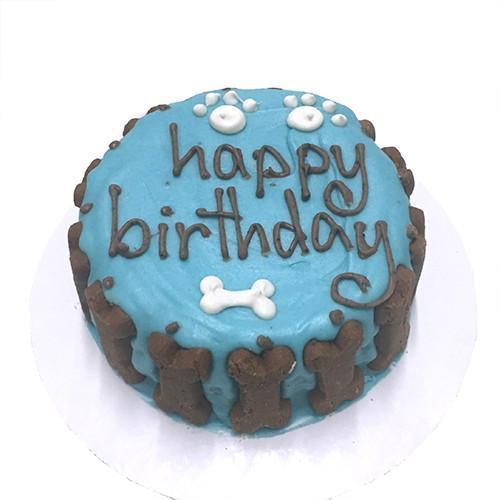 Classic Cakes - Blue (Personalized) (Perishable)