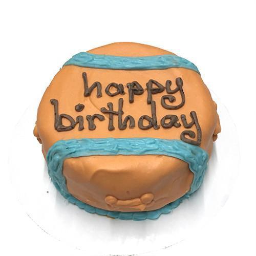 Chuck It! Ball Cake (Personalized) (Perishable)