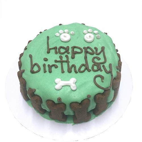 Classic Cakes - Green (Personalized) (Perishable)